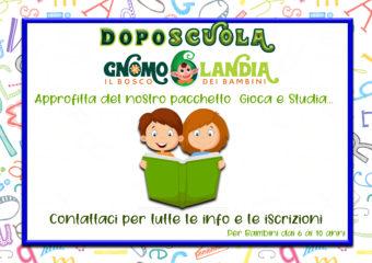 Locandina Doposcuola sito